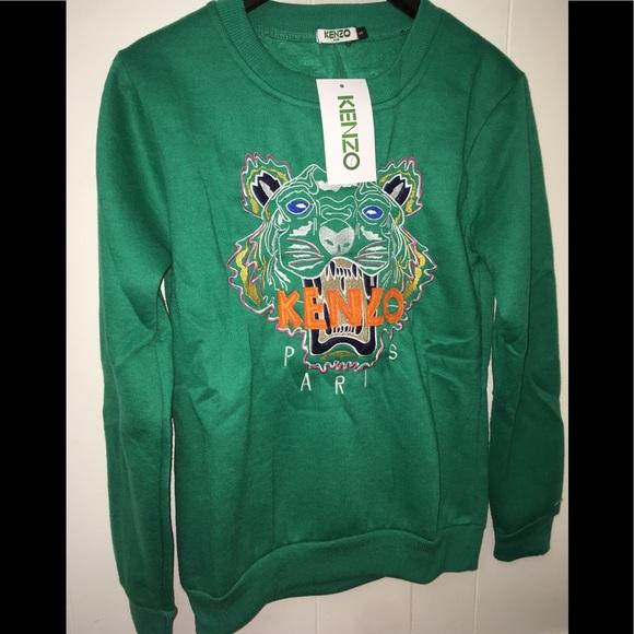 9468de3b608 Kenzo Sweaters | Womens Paris Sweater | Poshmark
